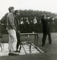JFK and Gore Vidal: American aristocrats
