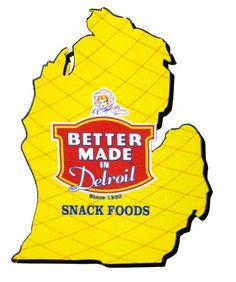 Better Made Potato Chips, made in Detroit, Michigan
