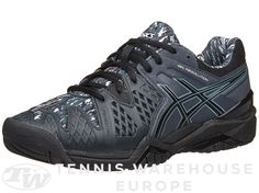 new arrival 13902 3f821 Chaussures Homme Asics Gel Resolution 6 Camouflage Stealth