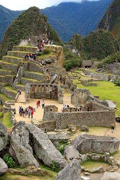 My beloved Machu Picchu