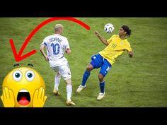 Jogadores craques que passaram pela seleção Brasileira ✱ Lendas do futeb...