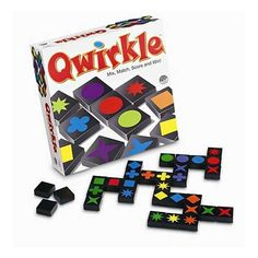 Qwirkle Game - It's a quick-moving game of fun. Qwirkle combines the action of games like Scrabble, dominoes and SET, throw in quick thinking, strategy and high excitement - and you've got Qwirkle. Activities For Dementia Patients, Alzheimers Activities, Elderly Activities, Senior Activities, Therapy Activities, Children Activities, Physical Activities, Alzheimer Care, Dementia Care