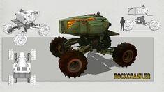Red Mars, Conceptual Drawing, Sketch Photoshop, Future Trucks, Sci Fi Armor, Bike Photo, Prop Design, Futuristic Cars, Construction Design