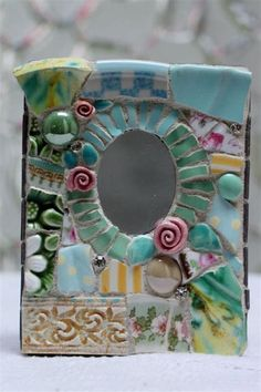 Image result for shabby mosaics