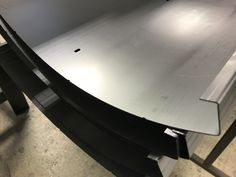 Sheet metal projects formed on CNC press brakes in Fareham, Hampshire. Cnc Press Brake, Sheet Metal Work, Metal Projects, Portsmouth, Bending, Hampshire, Metal Working, Curves, Sheet Metal Shop