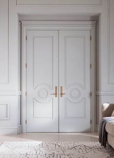 How To: Style Your Interior Door with Metrie | Rue