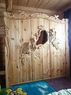 Beautiful Wood Carving...                                                                                                                                                                                 More