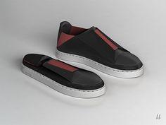 Foldable footwear