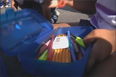 Durham Rescue Mission Gives Out School Supplies to Those in Need