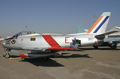 South African Air Force 2 Squadron had the Canadair Sabre Mk 6 South African Air Force, Korean War, North Africa, Military Aircraft, Cool Photos, Aviation, Airplanes, Birds, History