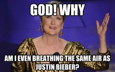 Meryl Streep - 22 good memes about she. Watch all of them ;)