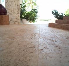 unfilled natural Coral Stone Tiles