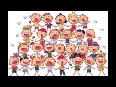 Il mondo è di mille colori - canzone per bambini - YouTube Baby Dance Songs, Dancing Baby, Canti, Italian Language, Baby Play, Recital, Comics, Youtube, Milano