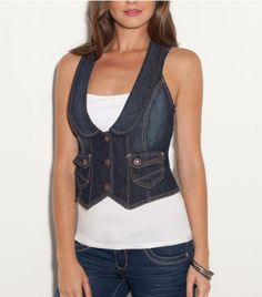 G by GUESS Britta Vest