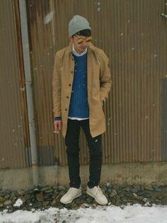 sungazer.n|H&Mのニット・セーターを使ったコーディネート - WEAR
