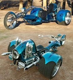 Hot Rods and Pin Ups. A huge collection of thousands of images of hotrods, hot rodding, drags, gassers, etc. From the most important early days to modern kustoms and street rods. Tricycle Motorcycle, 3 Wheel Motorcycle, Vw Trike, Trike Bicycle, Motorcycle Rallies, Chopper Motorcycle, Motorcycle Garage, Motorcycle Design, Trike Motorcycles