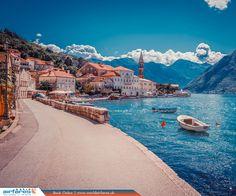 Perast, Montenegro     Perast is an old town on the Bay of Kotor in Montenegro. It is situated a few kilometres northwest of Kotor.     Book Now: https://www.worldairfares.uk/?utm_source=pinterest&utm_medium=social&utm_campaign=perast-montenegro&utm_term=montenegro     #Montenegro #Perast #FlightstoMontenegro #WorldAirfares