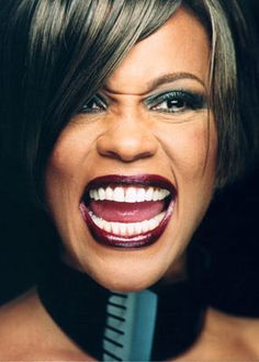 Whitney Houston...Marc Bryan-Brown
