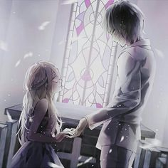 satsuriku no tenshi, anime, and zack Bild Cute Couple Comics, Couples Comics, Couple Manga, Anime Couples Manga, Angel Of Death, Chica Anime Manga, Kawaii Anime, Death Art, Anime Group