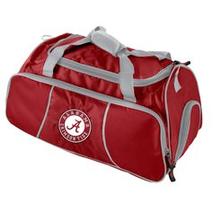 Alabama Crimson Tide Athletic Duffel Gym Bag   Travel Bag Florida State  University 64e35dfaabd02