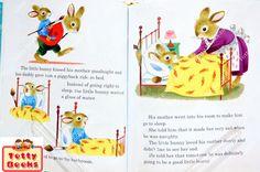Richard Scarry - Little Bunny