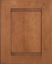 Bathroom cabinet door