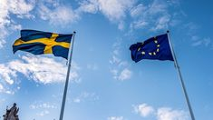 Hör mer: Var fjärde värmlänning vill se en Swexit - P4 Värmland   Sveriges Radio Strasbourg, Villa, Flag, Country, Outdoor Decor, Self, Politicians, Rural Area, Science