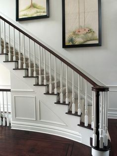 Architecture And Interior Design, Traditional Staircase, San Francisco
