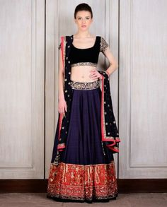 Manish Malhotra Lehengas Collection