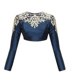 Latest Designer Blouse..  http://www.kmozi.com/designer-blouse/latest-designer-blouse-1019