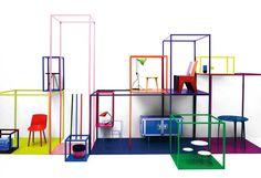 Elisa Ossino / exhibition & display