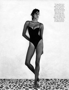 US Harpers Bazaar - May 1995 Photographer - Patrick Demarchelier