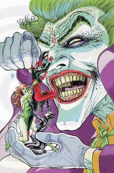 Gotham City Sirens vs. The Joker - Guillem March