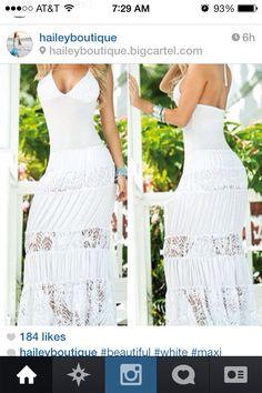 Summertime Wedding Dress