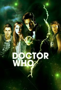 Doctor Who - Rory Williams, the last centurion, Amelia Pond, the girl who waited, the Doctor, last of the Time Lords, and River Song, the son of the TARDIS.