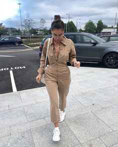 Kinda loving my  topshop boiler suit😆(shop this look on my  liketoknow ad504a8e6