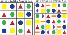 The Kid Giddy Craft, DIY, Sewing, Recipe, Mom Blog by Kerry Goulder: Giddy Up Friday: Sudoku - Printables