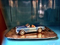 #Vintage #mini #car by Juliana #Home #Decor #VivirBonito Visíta nuestra página www.juliana.mx