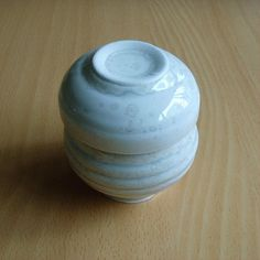 Nonpollutin Single serve green tea teacup set / Made in Korea / Hand made  !! #CupsSaucers