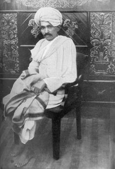 Mahatma Gandhi Photo Gallery - 1918
