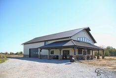 SHOME®: The Ultimate Pole Barn with Living Quarters | Greiner Buildings