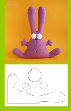Amazing Home Sewing Crafts Ideas. Incredible Home Sewing Crafts Ideas. Felt Crafts, Fabric Crafts, Sewing Crafts, Kids Crafts, Sewing Projects, Sewing Ideas, Fabric Animals, Fabric Toys, Sewing Dolls
