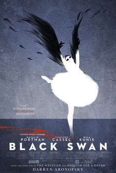 The gallery info thingy is awesome. Black Swan poster -two- Black Swan Movie, Black Swan 2010, Horror Posters, Film Posters, Black Swan Tattoo, Ballet Posters, Darren Aronofsky, Dancer Photography, Alternative Movie Posters