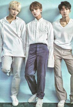 jeonghan,Joshua,Wonwoo ♡