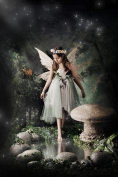 One Day Shooting Fairy Portraits Fairy Land, Fairy Tales, Fairy Pictures, Fantasy Pictures, Enchanted Fairies, Fairies Photos, Elves And Fairies, Love Fairy, Beautiful Fairies
