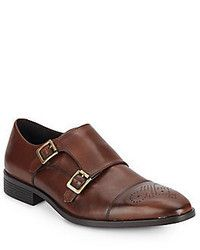 15af17bd41a To Boot New York Brooklyn Leather Double Monk Strap Shoe. Buy for  325 at  Nordstrom