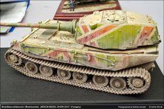 German Tank Destroyer Elefant 1/35 Scale Model