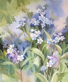 Original Watercolors by Bridget Austin