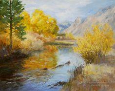 Owens Valley California | Sierra Creek (June Lake Loop, Rush Creek)