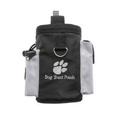 New Dog Training Treat Bags Portable Detachable Doggie Pet Feed Pocket Pouch Puppy Snack Reward Waist Bag High Quality size: 12.5 * 8 * 12.5 cm